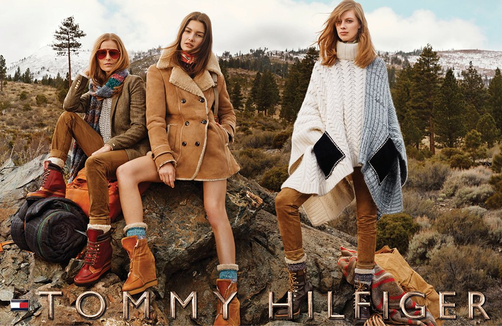 Tommy Hilfiger Fall 2014 Global Advertising Campaign