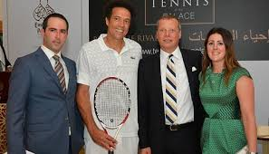 Relive the Rivalries with Tennis at the Palace