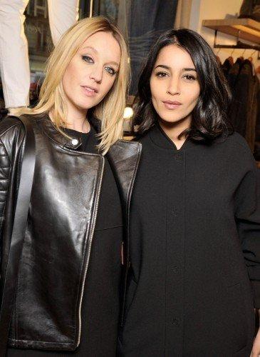 13.Ludivine Sagnier & Leila Bekhti (4)
