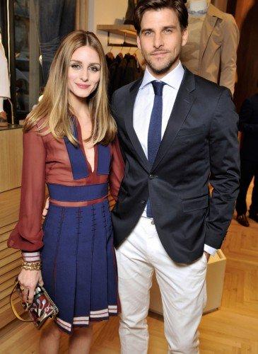 Olivia Palermo & Johannes Huebl 2