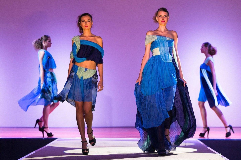 Heriot watt fashion show 2018