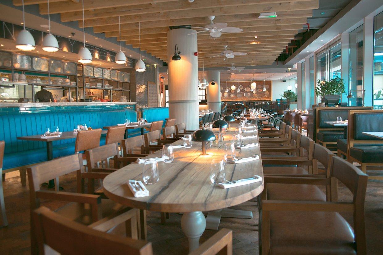 Bentley Bistro Bar & Grill: French-Inspired Haute Comfort Food