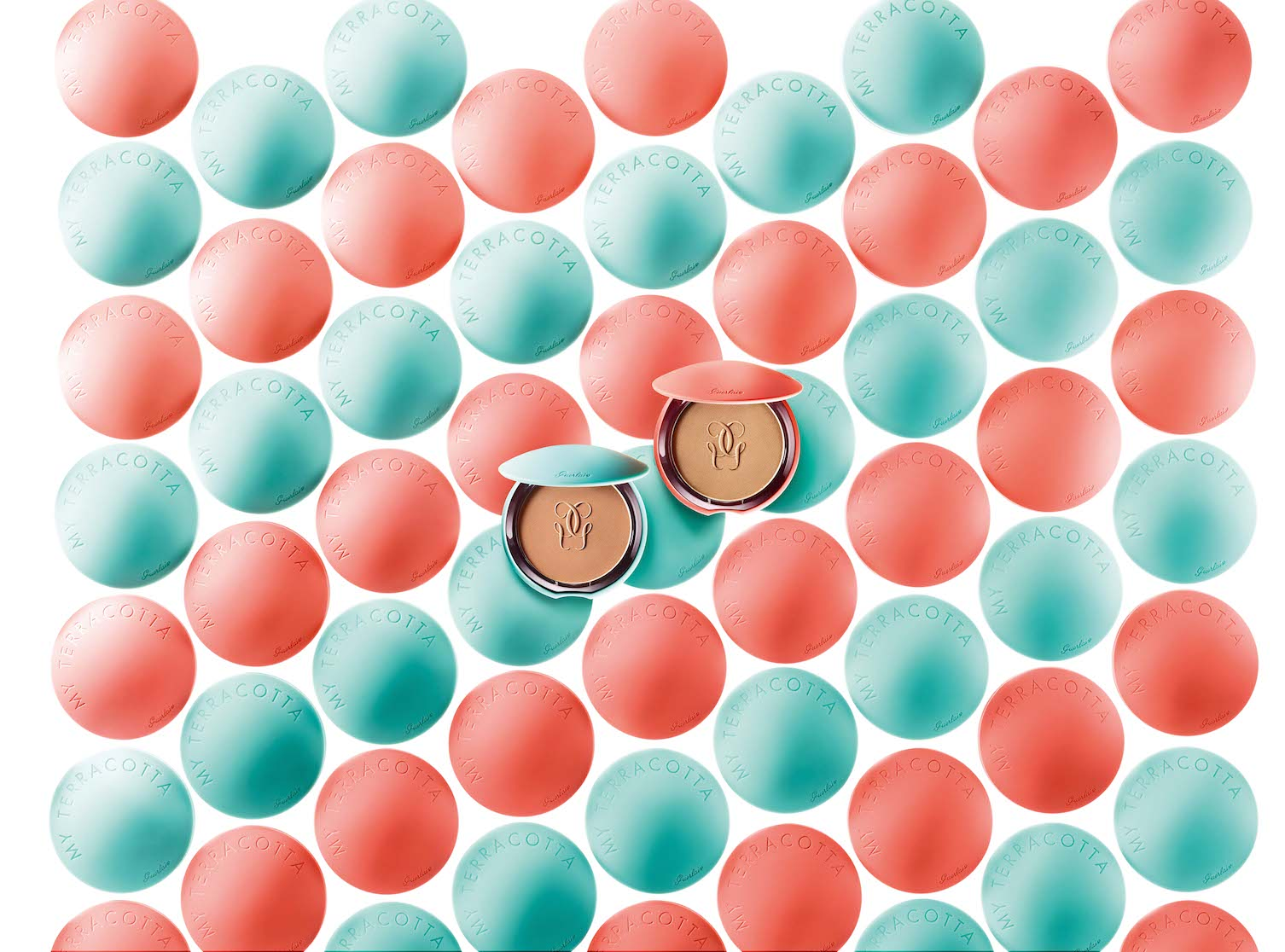 Guerlain Presents 2015 Summer Collection By Terracotta