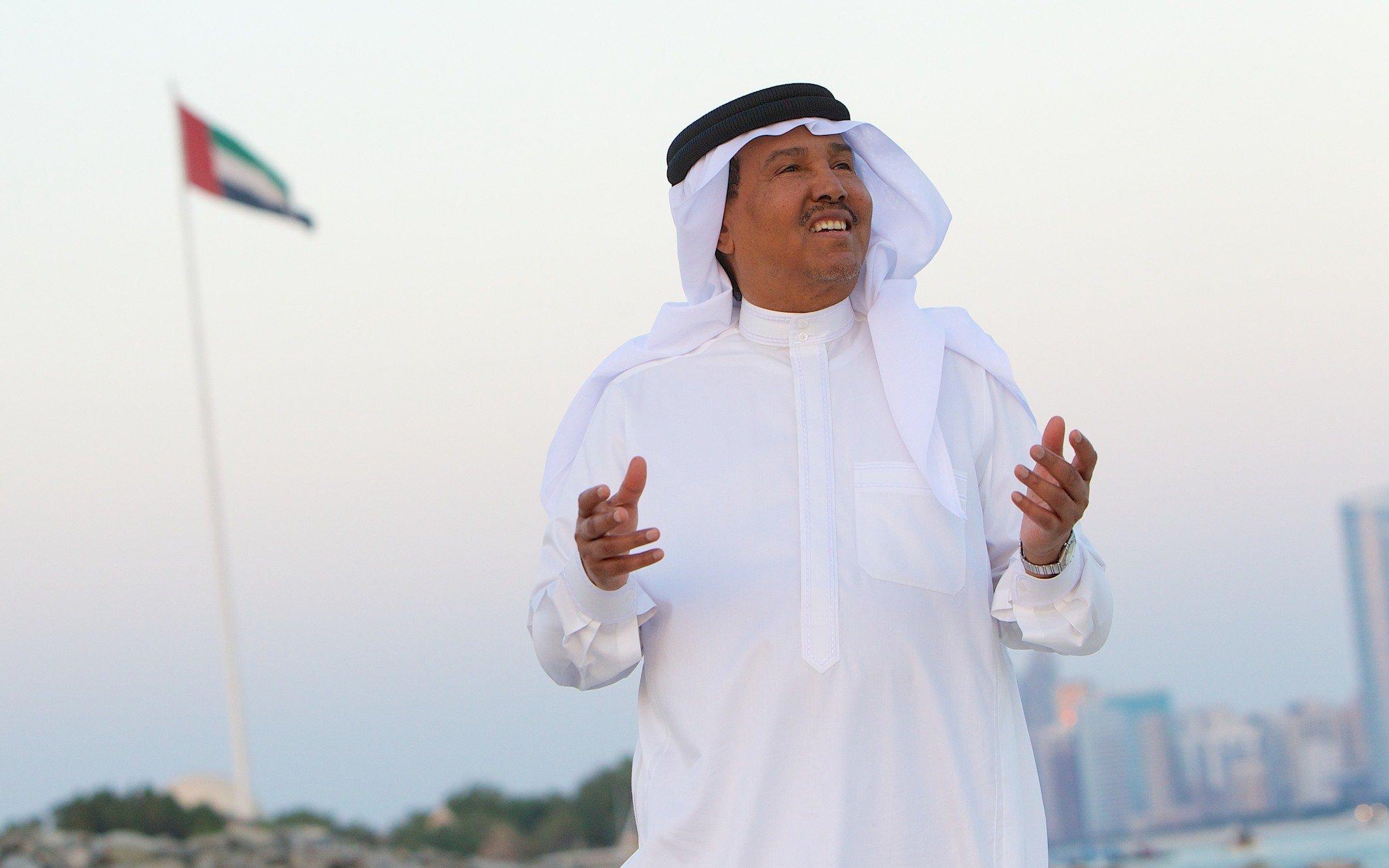 Saudi Singer Mohamed Abdo To Hold Abu Dhabi Concert For EID AL FITR