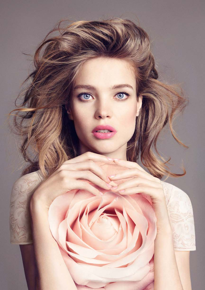 Fashion style Bloom guerlain of rose fall collection for woman