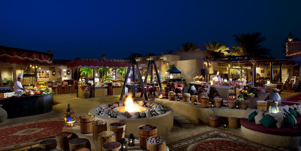 Celebrate Eid Al Adha in True Arabian Style At Bab Al Shams Desert Resort & Spa