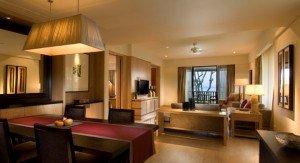 Conrad Ocean Suite with Dining Room