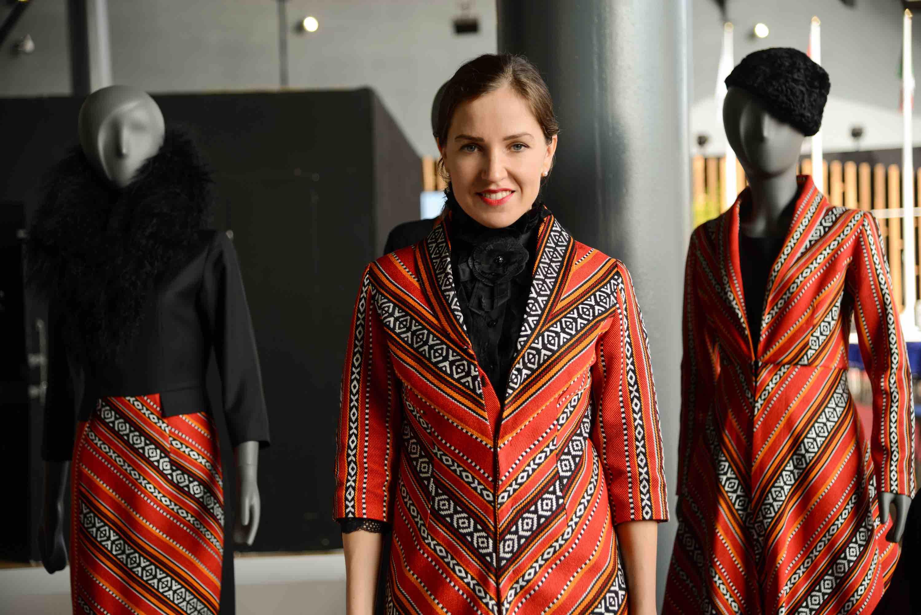 Fashion Designer Katya Kovtunovich 39 S Designs Homage To Uae
