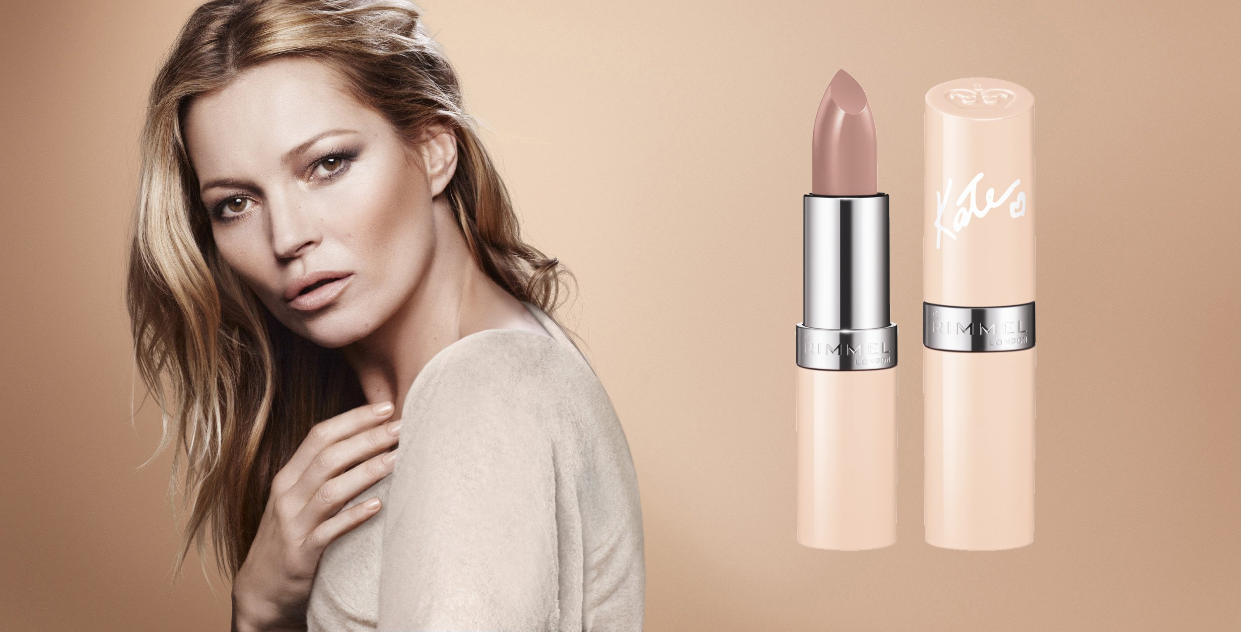 Rimmel Introduces The New Nude Collection By Kate Moss