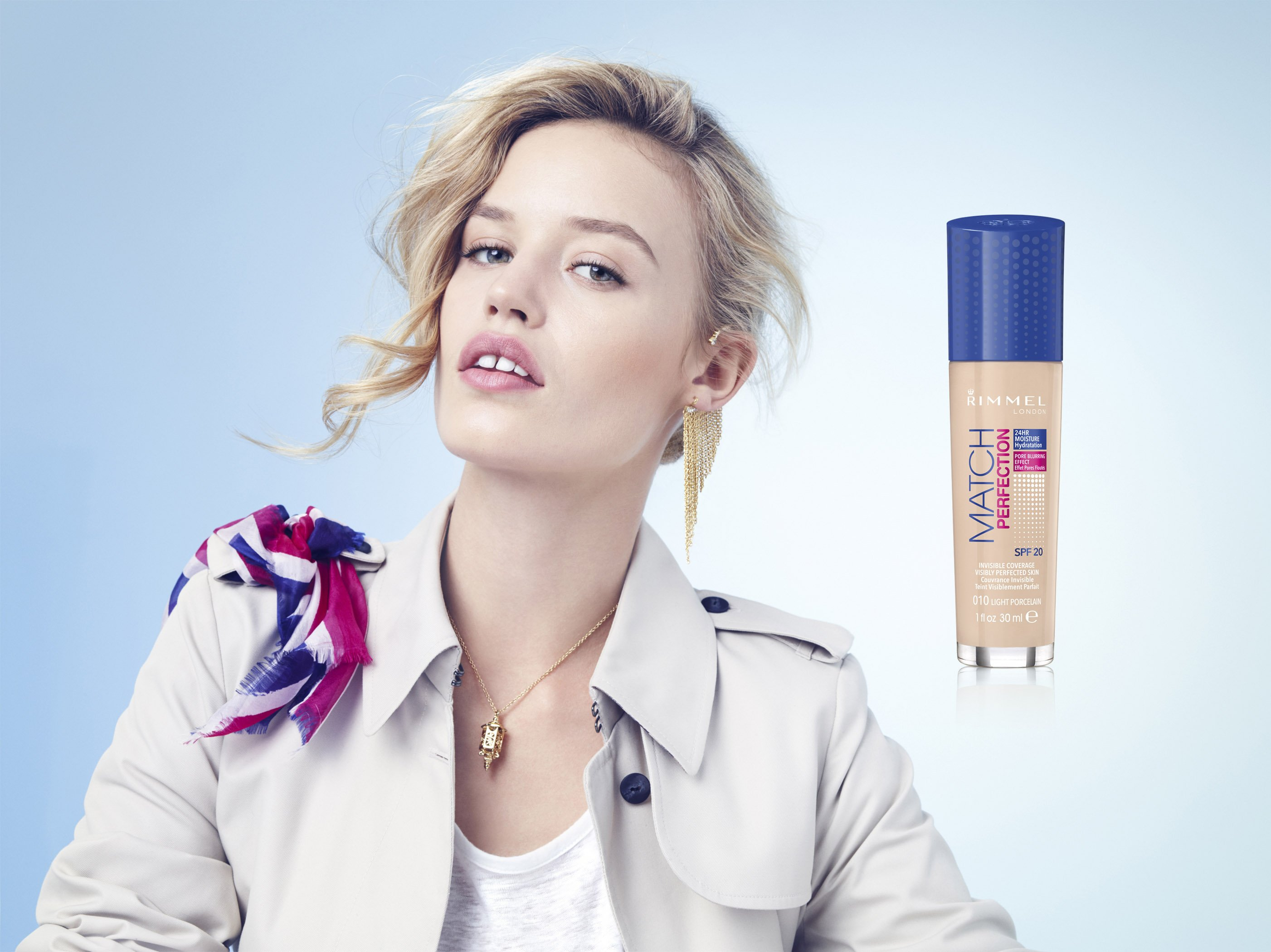 Rimmel's New Match Perfection Foundation & Fix & Protect Primer With SPF