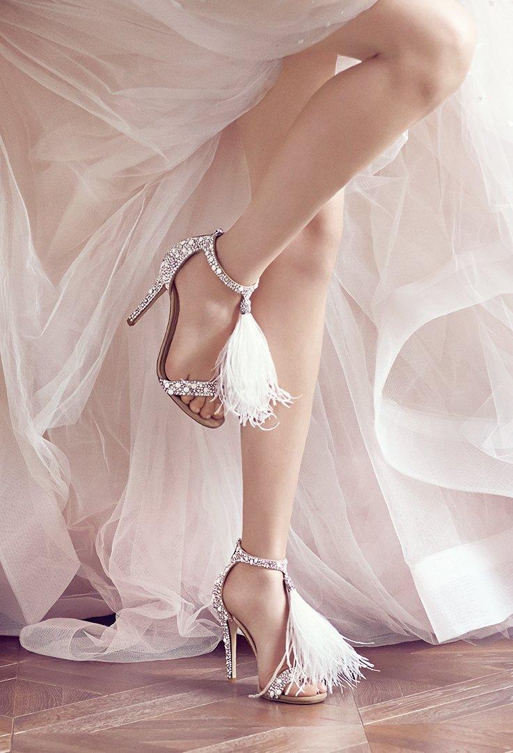 jimmy choo bridal