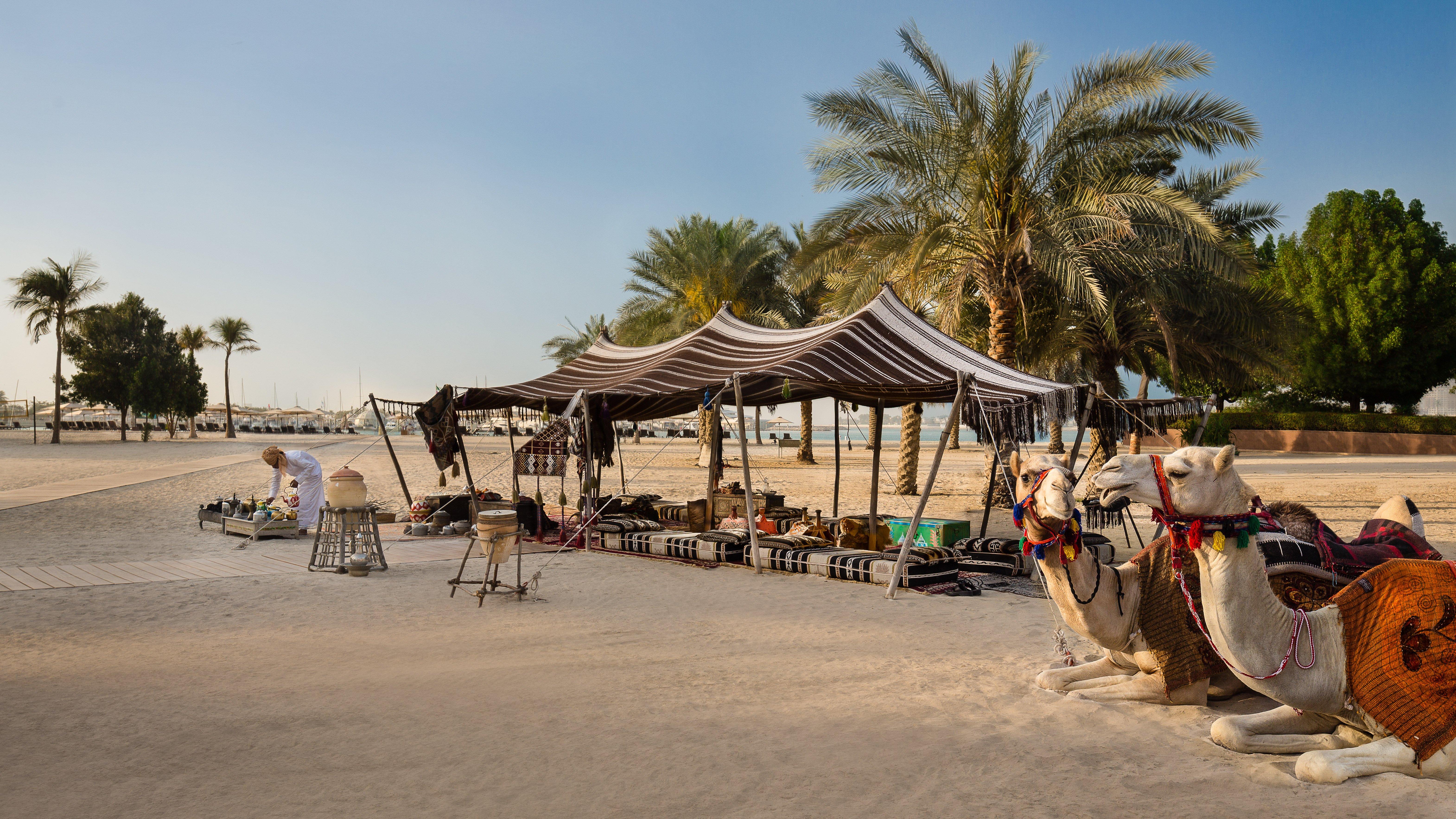15 Bedouin Tent