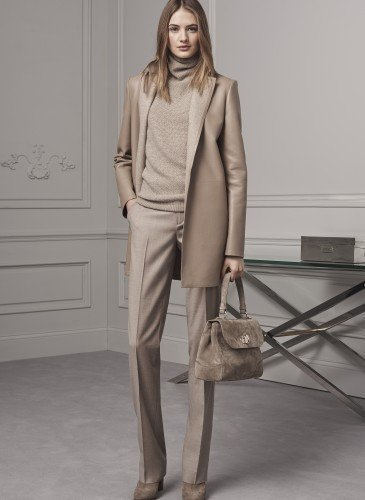 Ralph Lauren Pre Fall 2016 Collectino Look 1