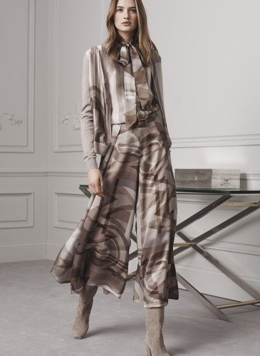 Ralph Lauren Pre Fall 2016 Collectino Look 14