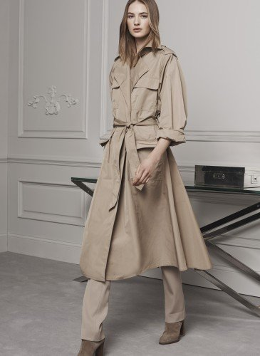 Ralph Lauren Pre Fall 2016 Collectino Look 5-2