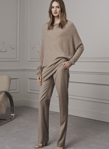 Ralph Lauren Pre Fall 2016 Collectino Look 9