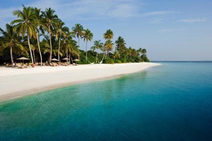 Iru Fushi Resort, Maldives