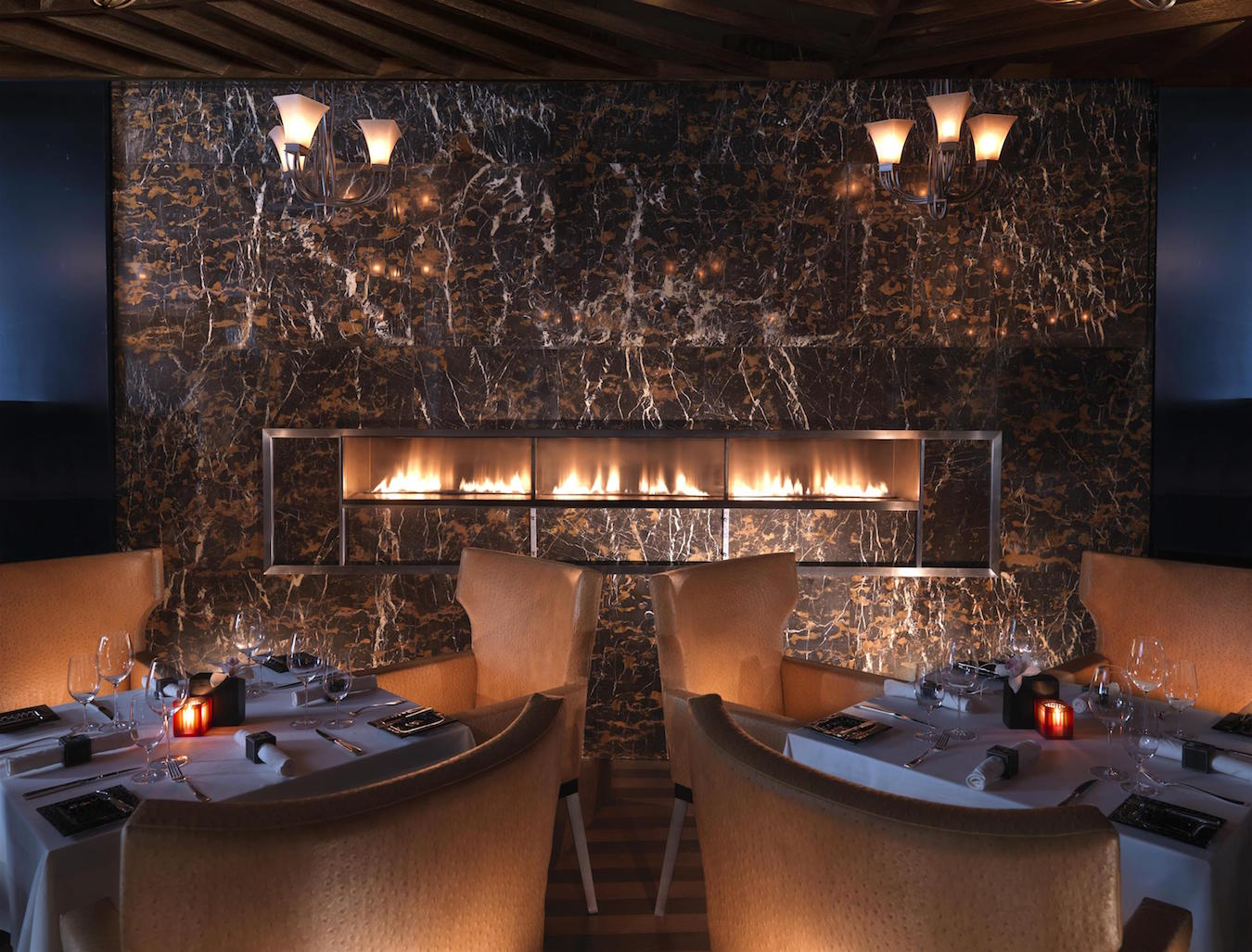 Decadent Dining at Marco Pierre White Steakhouse & Grill, Abu Dhabi