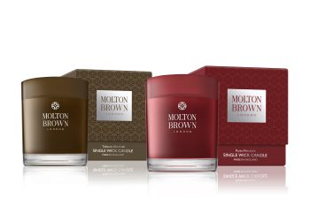Molton Brown – Love Absolute – single wick candle with box duo- AED199 each