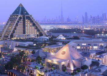 Raffles Dubai_Exterior low