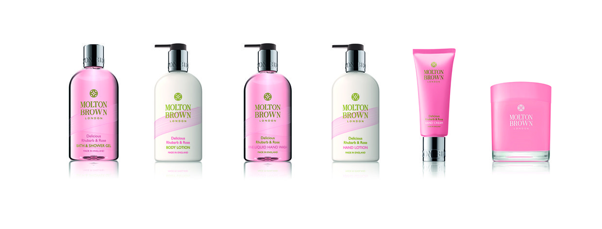 Molton Brown's New Limited Edition The Patisserie Parlour, Gourmand Collections