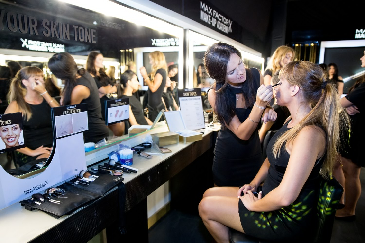 Max Factor Academy – The Region's Leading KHDA Certified Makeup Academy Moves To Dubai Investment Park