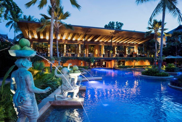 Anantara Bophut Koh Samui Resort: honeymooning redefined…