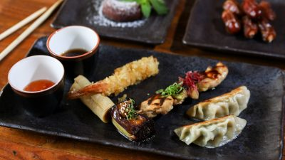 A Japanese Twist to a Traditional Iftar: Atisuto offers great exclusives to Sushi loving diners