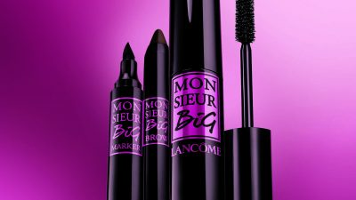 Lancôme Introduces Monsieur Big!