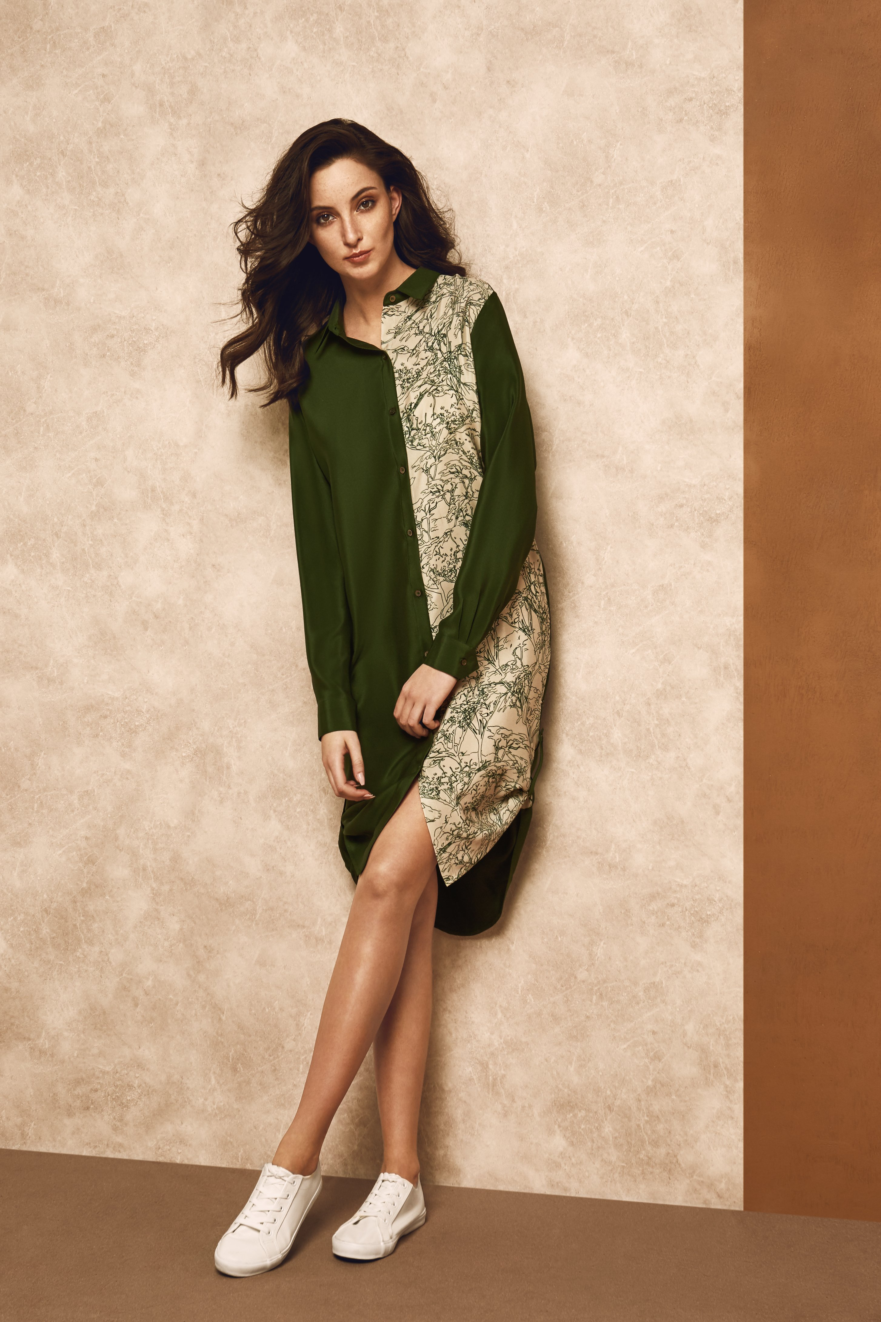 Directional Yet Demure Clothing For The Cool Modern Woman: Contemporary Womenswear Label 'Twisted Roots' Presents The