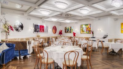 Enjoy a French Spin at Bistrot Bagatelle, Fairmont Dubai