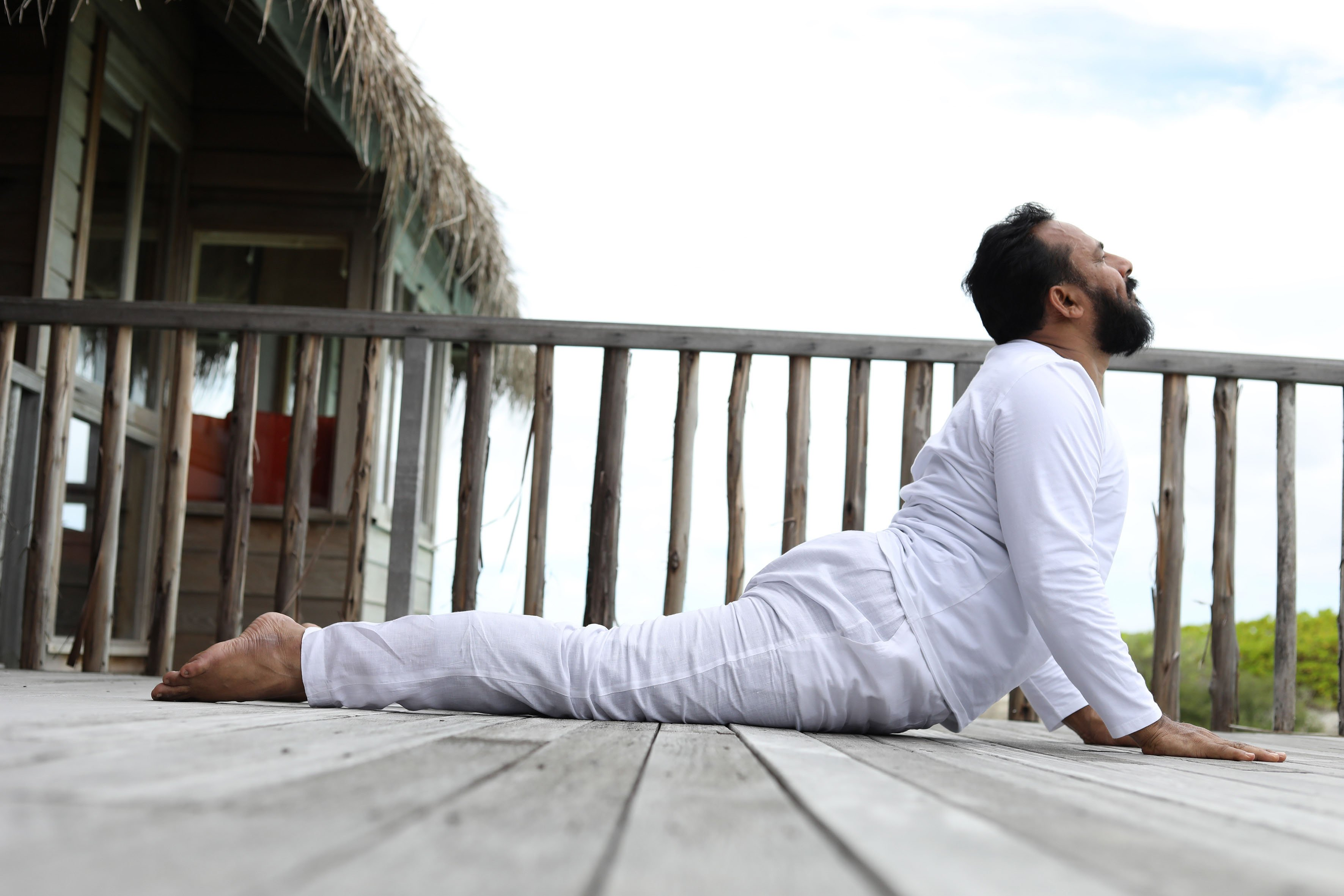 Renowned Guru Launches New Yoga Centre In Jumeirah