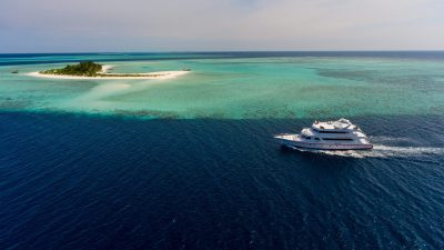 Sun Siyam Resorts Relaunches MV Sunset Queen For Luxury Cruising Amid The Maldivian Isles