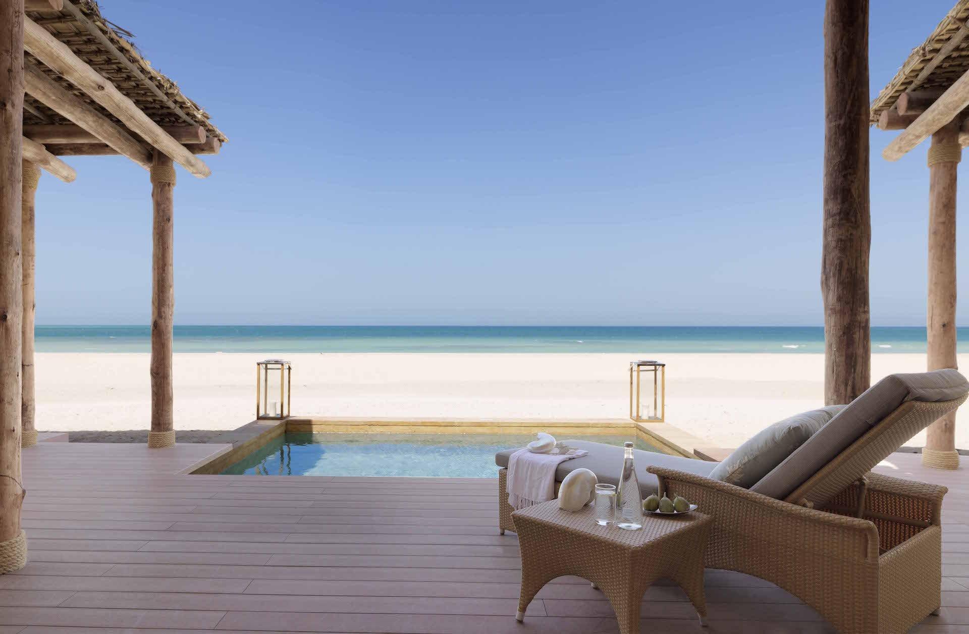Anantara Sir Bani Yas Island – Al Yamm Villa Resort