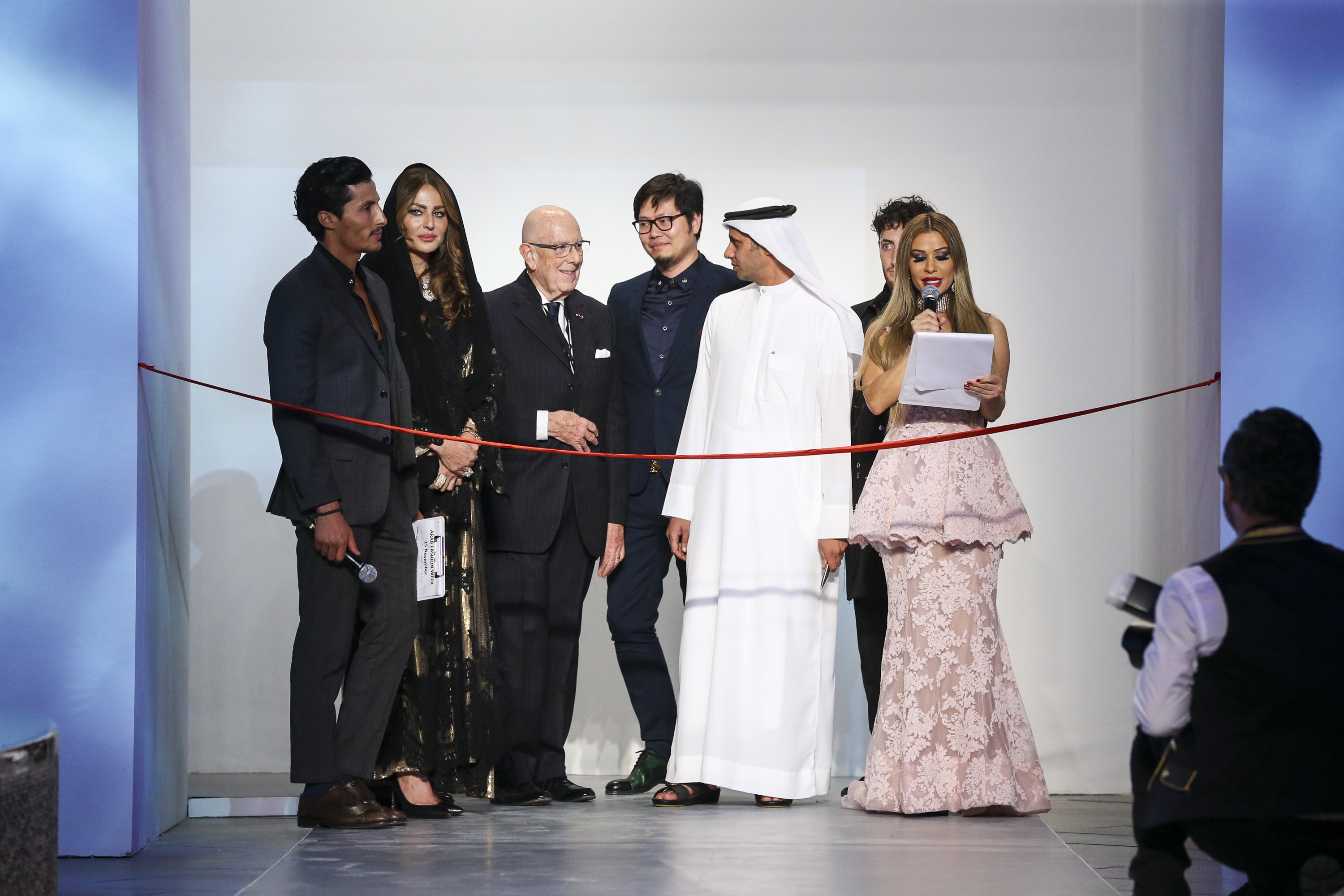 Arab Fashion Week – Day 1
