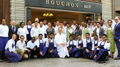 Michelin star Chef, Thomas Keller, officially opens Bouchon bakery in Dubai