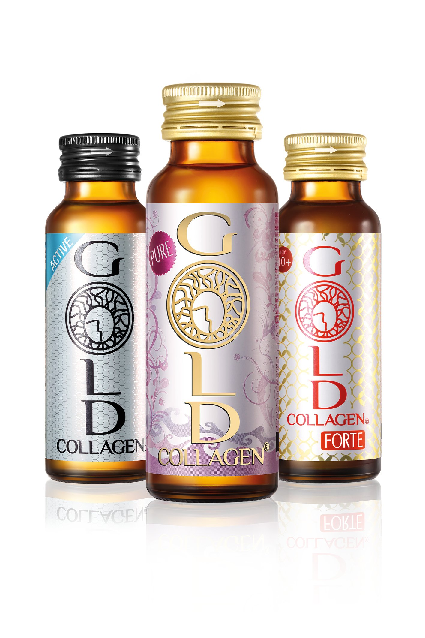 GOLD Collagen: Revolutionary Skincare In The Form Of A Drinkable Beauty Solution