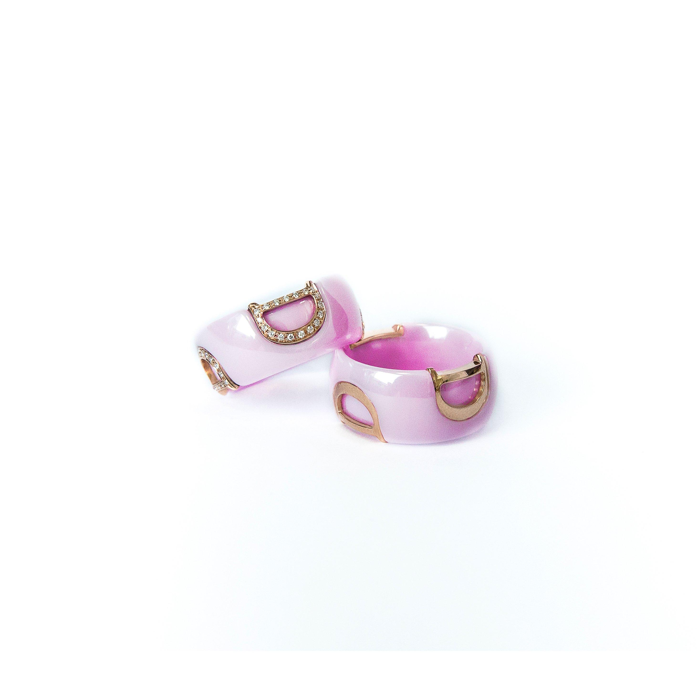 Damiani Dubai Launches D.Icon Rosa Confetto Ring Exclusive To Dubai