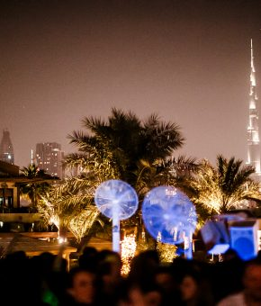 sho cho lounge terrace
