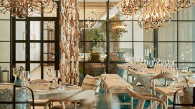 Bleu Blanc: A Southern French Farmhouse Restaurant…