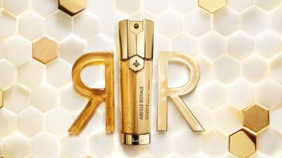 The New Abeille Royale Double R Serum By Guerlain