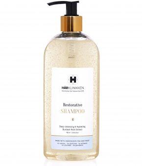 Harklinikken_Restorative Shampoo 2