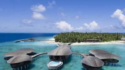 ST REGIS MALDIVES WINS GLOBAL PRIZE THANKS TO MIDDLE EAST GUESTS