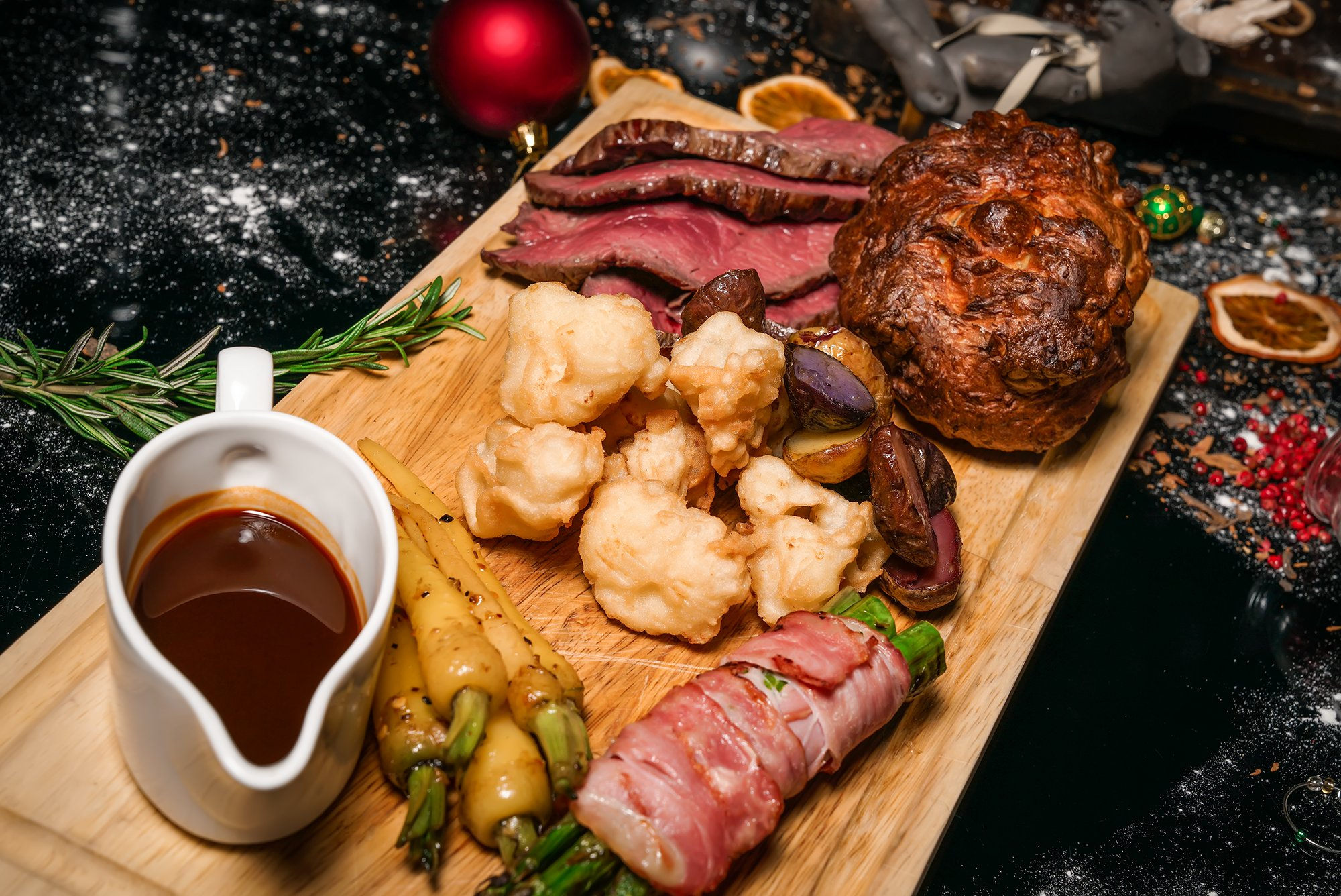 Gaucho: The Restaurant with The Best Steaks in Town Offers a Splendid Christmas Brunch For the Coming Holiday Season…