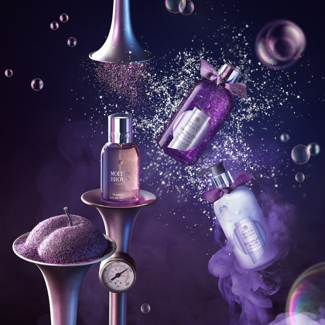 Molton Brown's New Festive Limited Edition Muddled Plum London Via Sussex