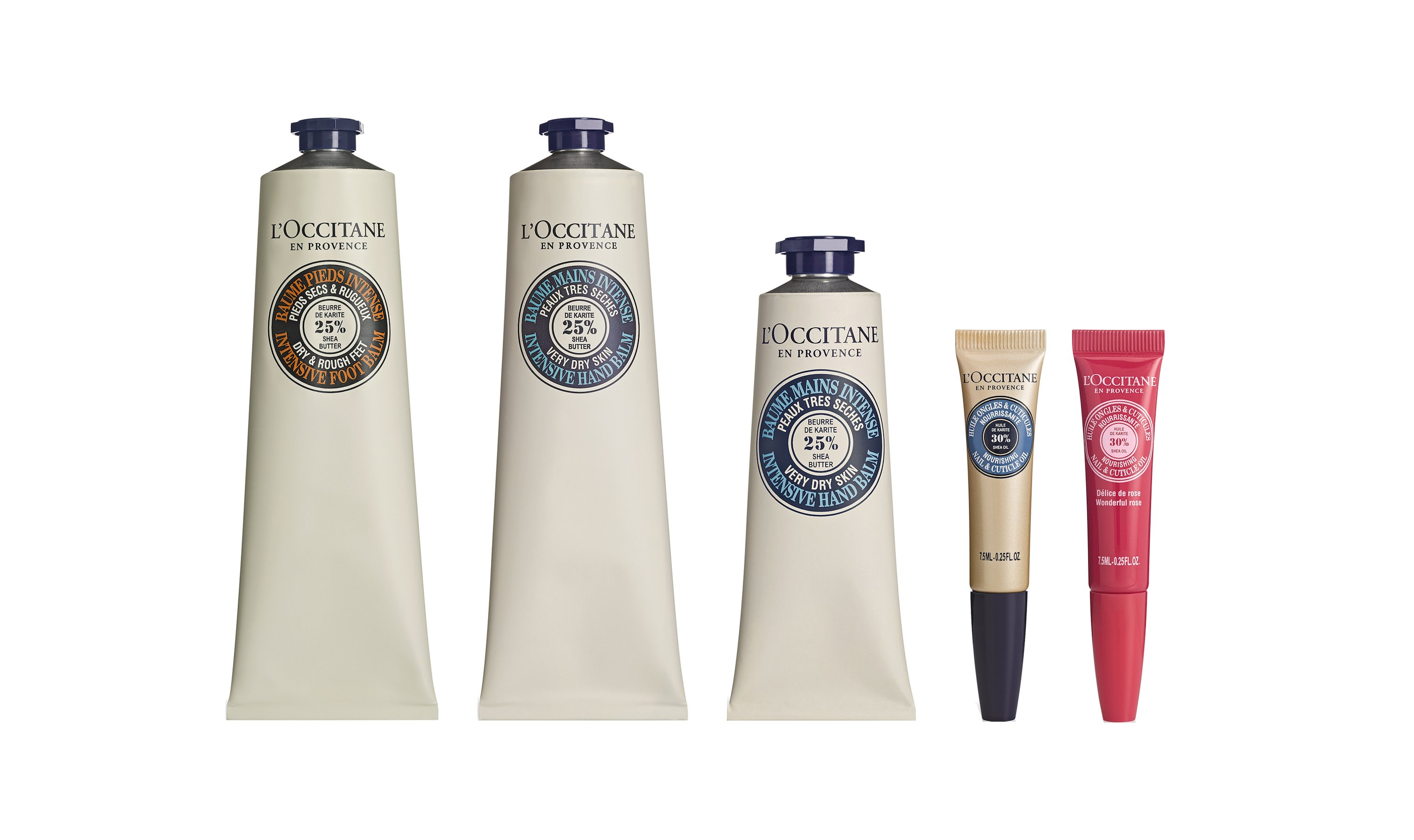 New Additions To The Intensive Shea Butter Range From L'Occitane
