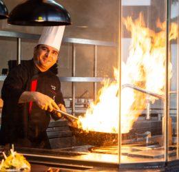 Chef at Santaya