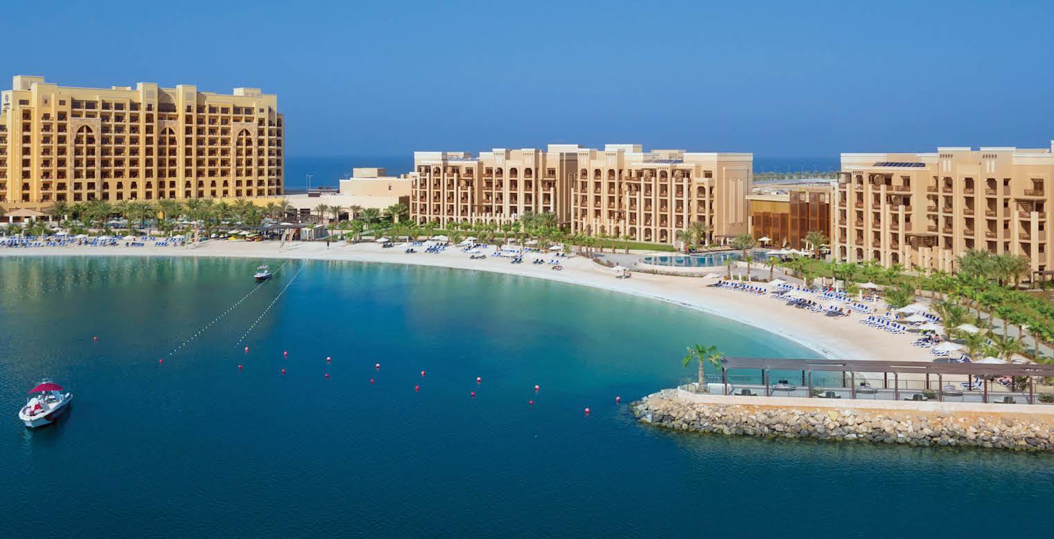 Family Fun at DoubleTree by Hilton Resort & Spa Marjan Island, Ras Al Khaimah