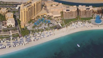 Family Fun at DoubleTree by Hilton Resort & Spa Marjan Island, Ras Al Khaimah…