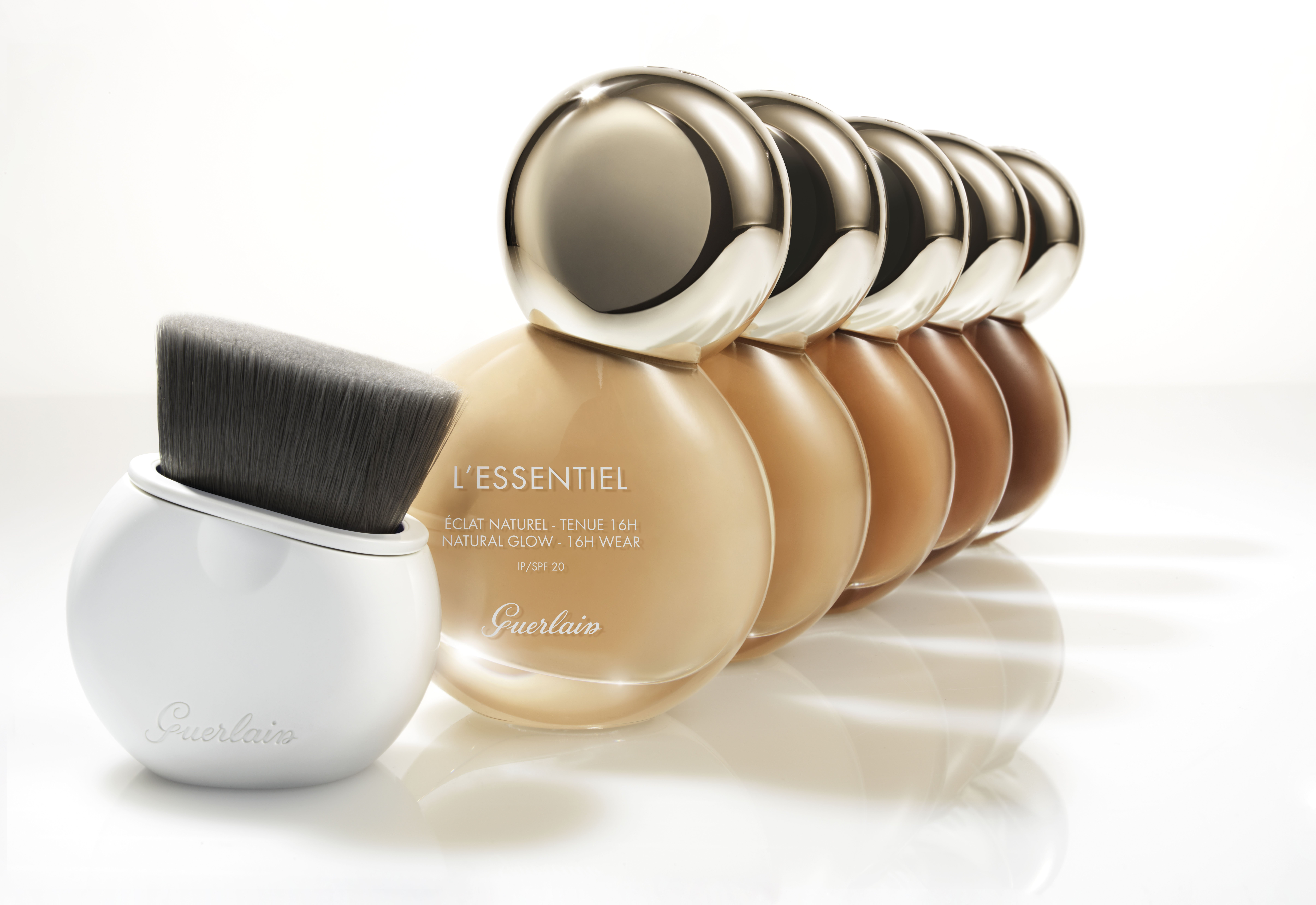 L'Essentiel: Guerlain's New Foundation That Promises a Flawless Complexion and a Natural Finish.